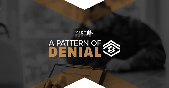 A Pattern of Denial